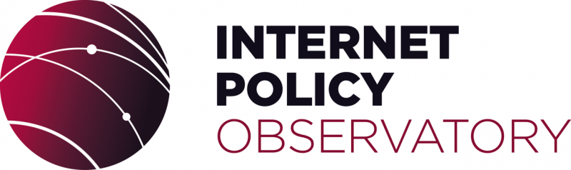Logo Internet Policy Observatory
