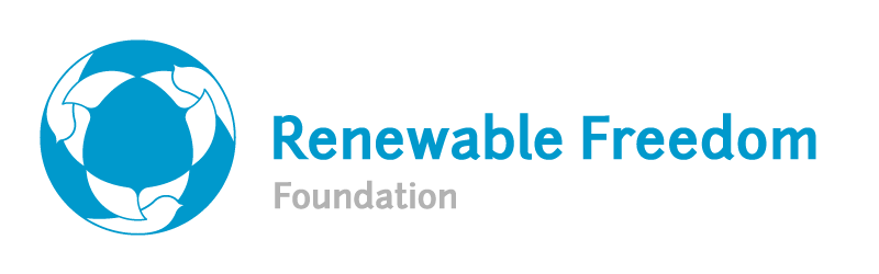 Logo Renewable Freedom Foundation