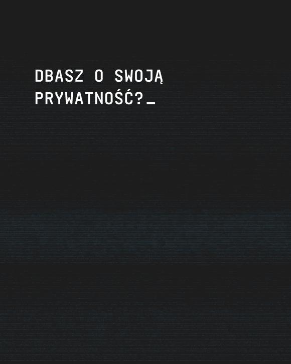 Okładka filmu Dbasz o swoją prywatność