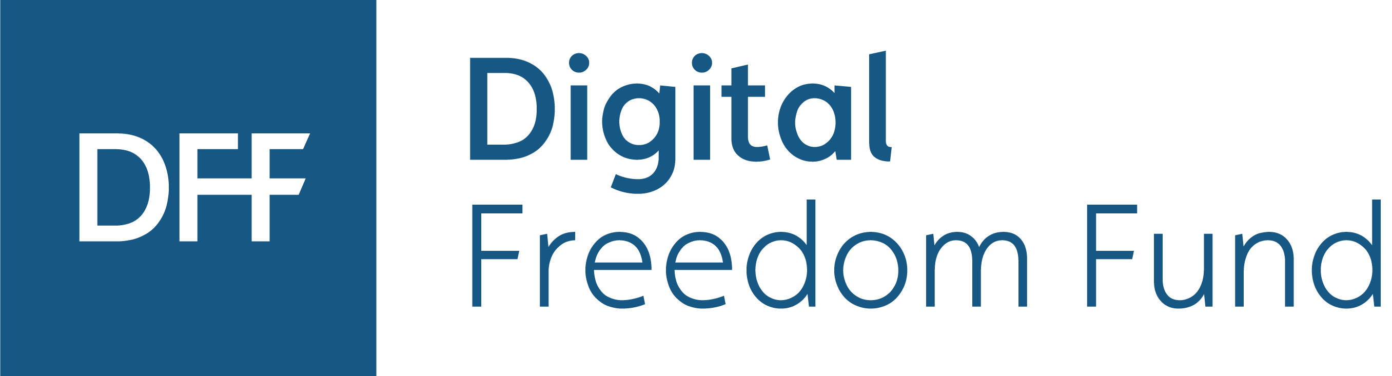 Logo Digital Freedom Fund