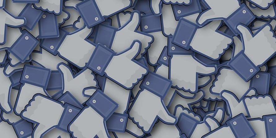 Facebook. CC0 Public domain via Pixabay